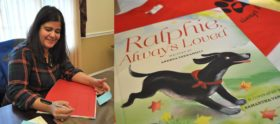 Ralphie, Always Loved book launched on October 28, 2017